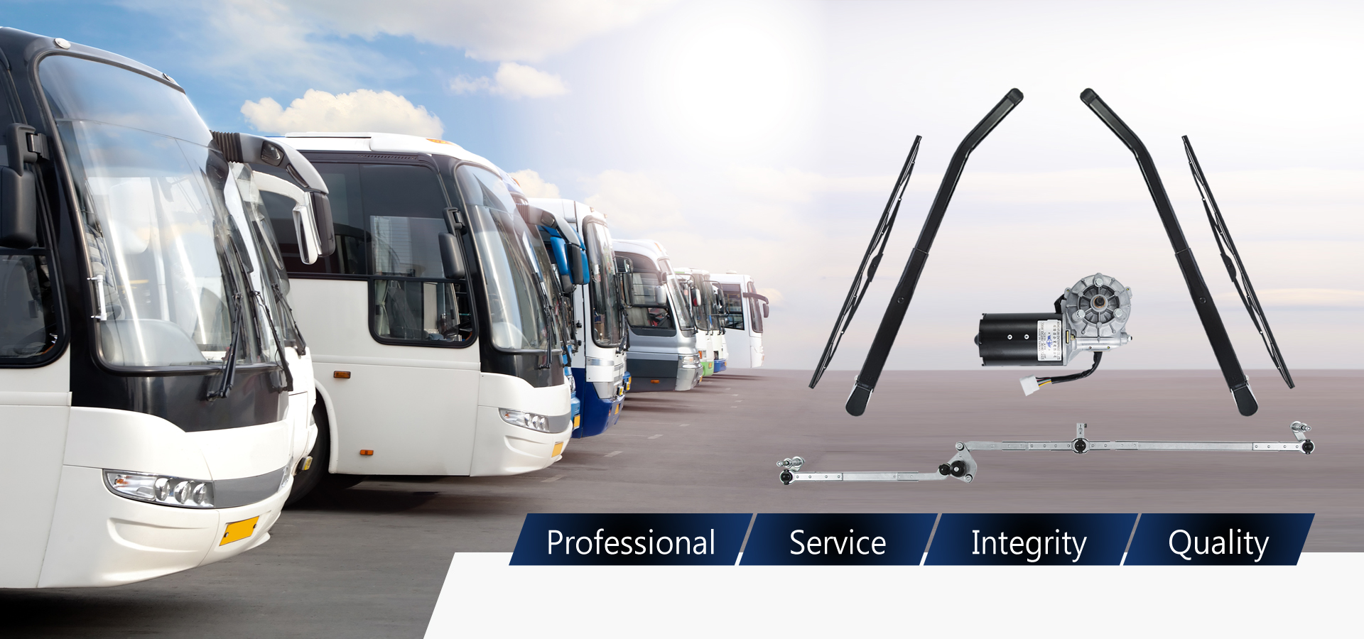 Bus Wiper Manufacturer